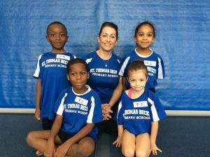 KS1 Gymnastics Competition October 2016