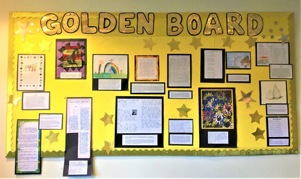 Golden Board Winners