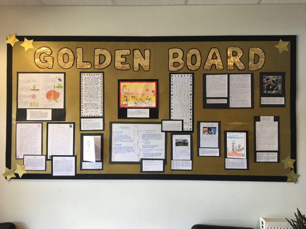 Golden Board